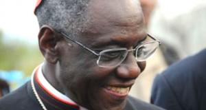 Cardenal Robert Sarah