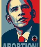 Obama Abortion Poster